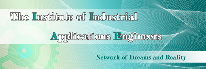 The Institute of Industrial Applications Engineers